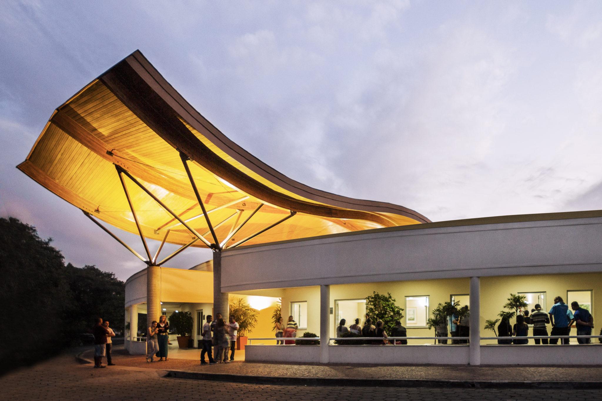 Arquitetura do acolhimento – Memorial Parque das Cerejeiras